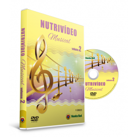 DVD - NUTRIVIDEO MUSICAL 02